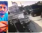 யாழில் இளைஞனை பலியாக்கிய ரயில் விபத்து சீ.சீ.ரீவி காட்சிகள் இதோ