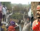 தாயின் இறுதி அஞ்சலிக்கு அகோரி நடத்திய வினோத பூஜை! ( வினோத வீடியோ)
