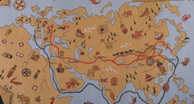 சீனாவின் பட்டுப்பாதை திட்டம்: தேச எல்லைகளை கடந்த பெருங்கனவின் வரலாறு