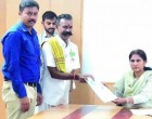 தேர்தல் மன்னன்' பத்மராஜன் 200வது முறையாக வேட்புமனு தாக்கல்..!