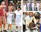 36 வெளிநாட்டவர்கள் பலி – 9 பேரைக் காணவில்லை
