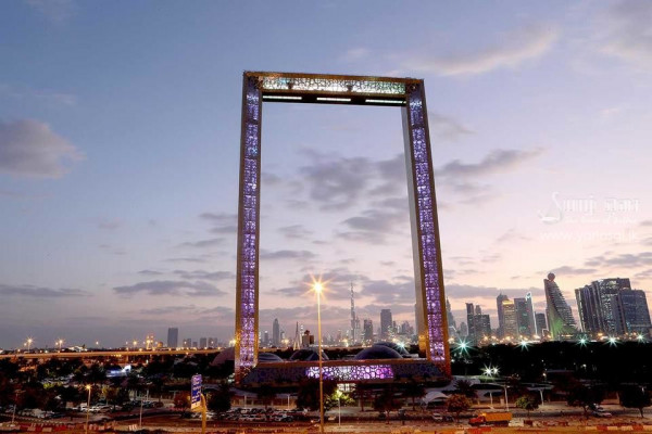 8_Dubai-Frame-Tour உலகின் மிகப்பெரிய 'துபாய் பிரேம்' கின்னஸ் சாதனை பட்டியலில்… உலகின் மிகப்பெரிய 'துபாய் பிரேம்' கின்னஸ் சாதனை பட்டியலில்… 8 Dubai Frame Tour e1557662749252