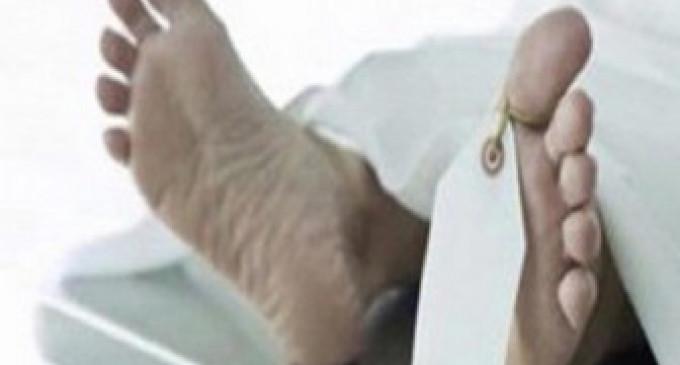 தலையில் காயத்துடன் இரு பிள்ளைகளின் தந்தையின் சடலம் மீட்பு