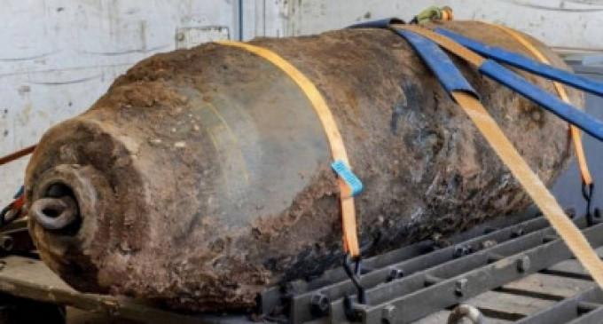 ஜேர்மனியில் அவசரமாக வெளியேற்றப்படும் பொதுமக்கள்: 500 கிலோ வெடிகுண்டு மீட்பு