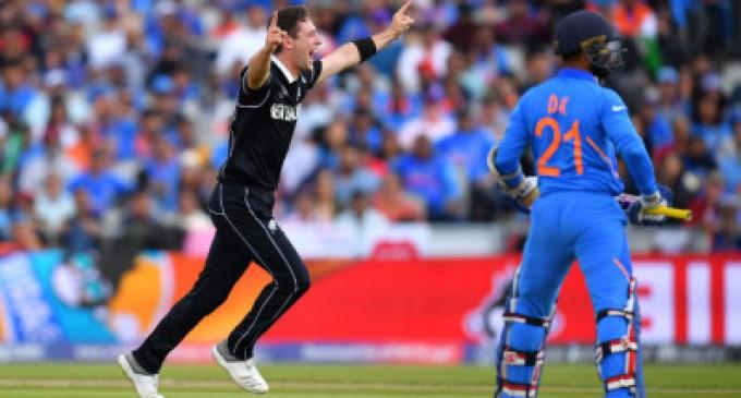 சரணடைந்தது இந்தியா ; இறுதிப் போட்டியில் நியூஸிலாந்து
