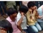 மத்திய பிரதேசம் மாடு கடத்தல் : 'கோ மாதா கி ஜெய்' என கோஷம் மற்றும் தோப்புக்கரணம் போட வற்புறுத்தல்- வீடியோ