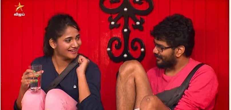 லொஸ் 'அய்யய்யோ நெஞ்சு அலையுதடி...' - கவினால் வெட்கப்படும் லாஸ்லியா!!பிக் பாஸ் -3′ 59ம் நாள் (bigg boss tamil day 59| episode 60)- வீடியோ! 'அய்யய்யோ நெஞ்சு அலையுதடி...' - கவினால் வெட்கப்படும் லாஸ்லியா!!பிக் பாஸ் -3′ 59ம் நாள் (BIGG BOSS TAMIL DAY 59| EPISODE 60)- வீடியோ!