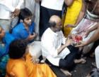 ரஜினிகாந்த் அத்திவரதர் தரிசனம்: நள்ளிரவில் வந்தார்
