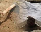 மகனை மண்வெட்டியால் தாக்கிக் கொலை செய்து விட்டு பூதவுடலை பார்த்து மன்னிப்புக் கோரிய தந்தை!