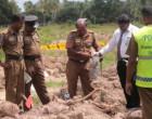 முல்லைத்தீவு சுதந்திரபுரத்தில் மனித எச்சங்கள் மீட்கும் நடவடிக்கை முன்னெடுப்பு