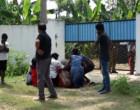 கிளிநொச்சி கந்தபுரம் பகுதியில் பெண்ணொருவர் வெட்டுக்காயங்களுடன் சடலமாக மீட்பு