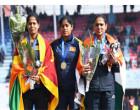 2019 தெற்காசிய மெய்வல்லுநர் போட்டிகளில் 15 தங்கப் பதக்கங்களுடன் இலங்கை முதலிடம்!