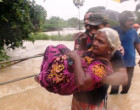 சீரற்ற காலநிலையால் 2 இலட்சத்து 35 ஆயிரம் பேர் பாதிப்பு : வடக்கு, கிழக்கில் வெள்ளத்தினால் மக்கள் பெரும் அவலம்