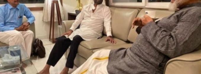 ரஜினியை சந்தித்தன் பின்னணி என்ன?; விளக்கமளிக்கிறார் விக்கி