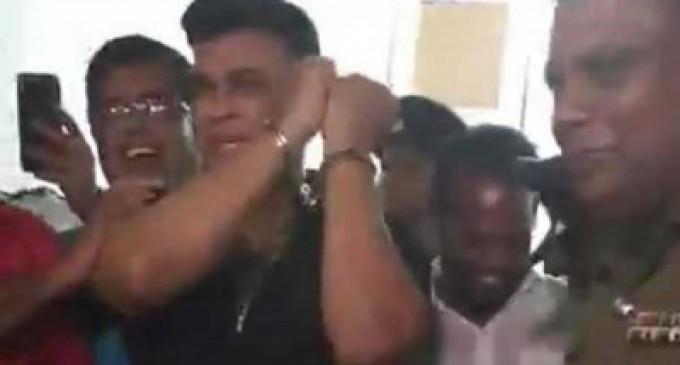நாடாளுமன்ற உறுப்பினர் ரஞ்சன் ராமநாயக்க கைது
