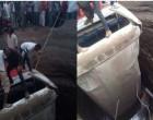 ஆட்டோவோடு நேருக்கு நேர் மோதி கிணற்றுக்குள் உருண்ட அரசுப்பேருந்து : 26 பேர் பலி