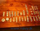 சுமார் 100 மில்லியன் ரூபா பெறுமதியான தங்கம் யாழ். கடற் பகுதியில் மீட்பு