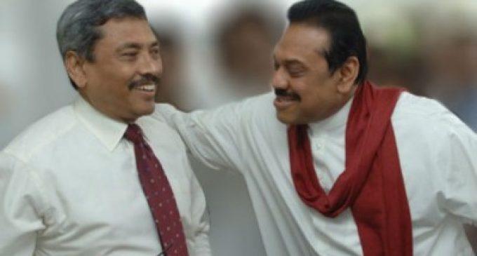 கோதபாயவே ஜானதிபதி வேட்பாளர்: மகிந்த தீர்மானம்