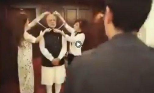 நரேந்திர மோதி தன்னை அழகுப்படுத்த மாதம் '80 லட்சம் ரூபாய் செலவிட்டது' உண்மையா?