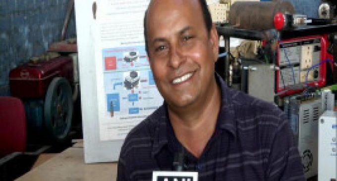 தண்ணீரில் இயங்கும் இயந்திரம்: தமிழக பொறியியலாளர் கண்டுபிடிப்பு