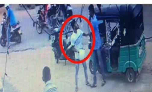 வவுனியாவில் முச்சக்கரவண்டி சாரதி மீது இளைஞன் தாக்குதல்