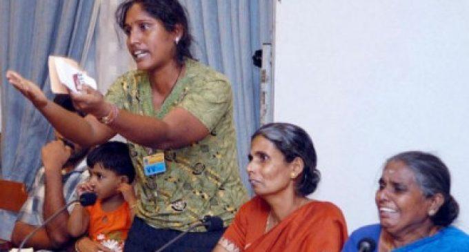 இலங்கை ஜனாதிபதி மைத்ரிபால மீது போலீஸ் மா அதிபர் புகார்: தமிழர்கள் காணாமல் ஆக்கப்பட்ட விவகாரம்