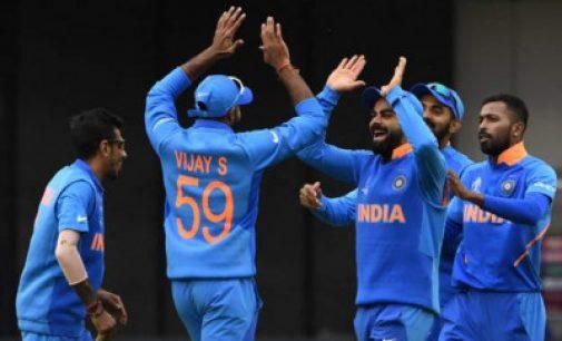 இந்தியா Vs பாகிஸ்தான்: 89 ரன்கள் வித்தியாசத்தில் வெற்றி பெற்றது இந்தியா!!