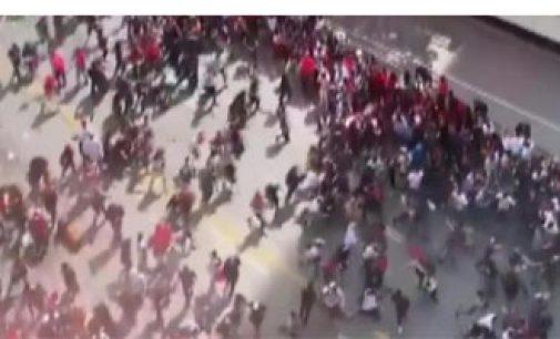 10 இலட்சம் பேர் கூடியிருந்த இடத்தில் துப்பாக்கிச்சூடு:கனடாவில் சம்பவம் – காணொளி இணைப்பு
