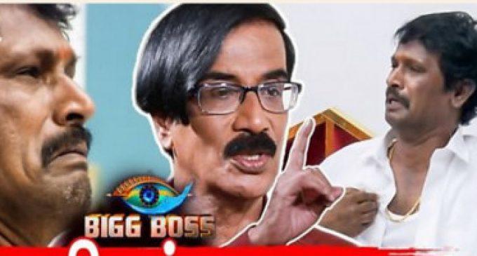 Cheran Bigg Boss போனது தப்பு   Manobala Interview- வீடியோ