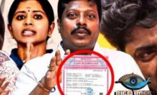 Bigg Boss 3 – Sandy-க்கு Divorce வாங்கித் தந்தது நான் தான்: ரகசியம் உடைக்கும் Vanitha's Lawyer