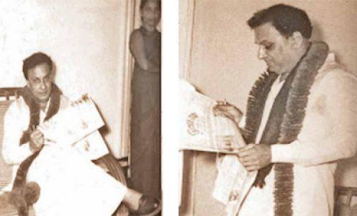 1967இல் எம்.ஜி.ஆரையும் சரோஜாதேவியையும் இலங்கைக்கு அழைத்து வந்தவர்- பட்டக்கண்ணு தியாகராஜா
