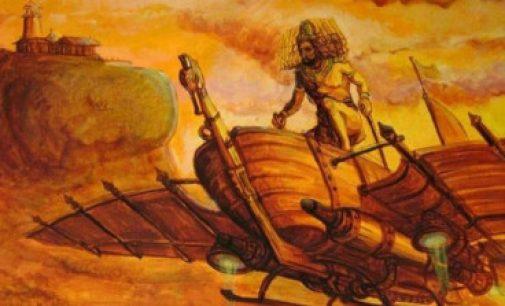 உலகின் முதல் விமானி இராவணன்தான்! பெருமை கூறும் இலங்கை