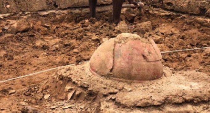 கீழடி அகழ்வாய்வு காட்டும் சான்று: கி.மு. 6ம் நூற்றாண்டிலேயே எழுத்தறிவு பெற்றிருந்த தமிழர்கள்