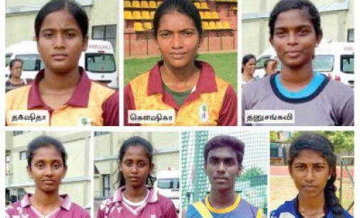 23ஆவது கனிஷ்ட தேசிய மெய்வல்லுநர் போட்டிகளில் யாழ். மெய்வல்லுநர்களுக்கு 3 தங்கம் உட்பட 8 பதக்கங்கள்; முதலாம் நாளன்று ஐந்து புதிய சாதனைகள்