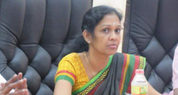 தமிழ், முஸ்லிம் மக்கள் சஜித்திற்கு வாக்களிக்க வேண்டும் : விஜயகலா