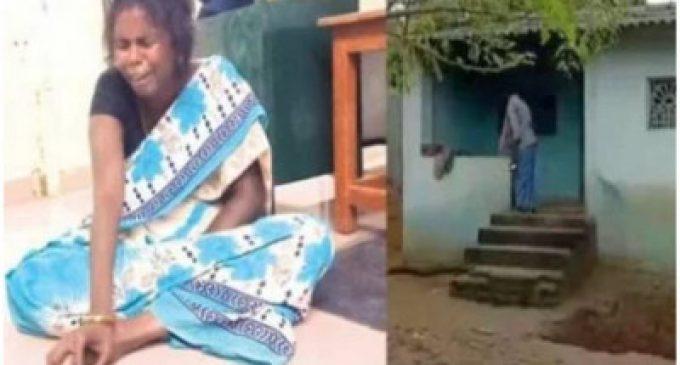 தாத்தா வீட்டுக்கு சென்ற'… '3 வயது சிறுமிக்கு நேர்ந்த சோகம்'… கதறித் துடிக்கும் பெற்றோர்!
