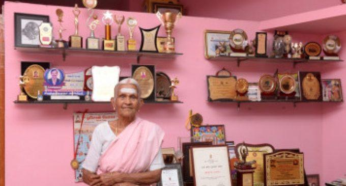 `600 யோகா ஆசிரியர்கள்; 90 வருடத்துக்கு மேல் பயிற்சி'- காலமானர் `யோகா பாட்டி' நானம்மாள்!