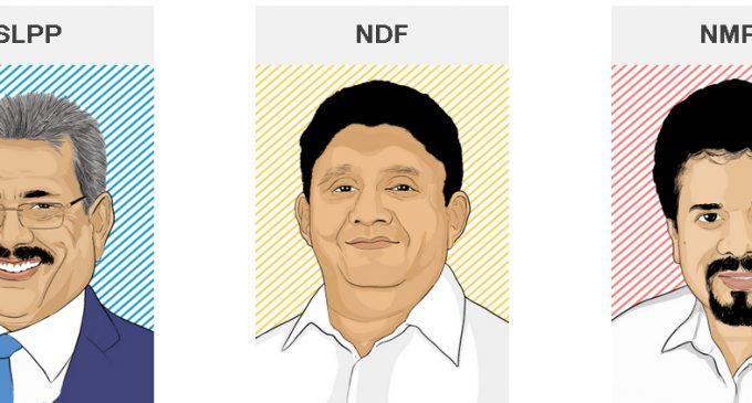 இலங்கை அதிபர் தேர்தல் 2019: நேரலை