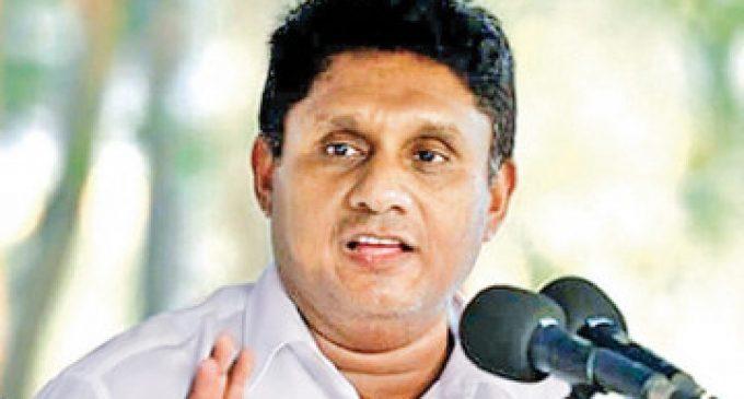 இலங்கை பாராளுமன்ற எதிர்க்கட்சி தலைவராகிறார் சஜித் பிரேமதாசா