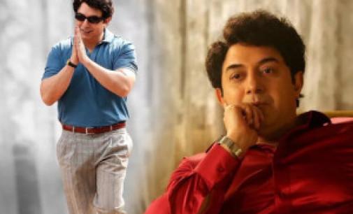 பிரபல நடிகரை போல் மாறிய நடிகர் அரவிந்த் சாமி!