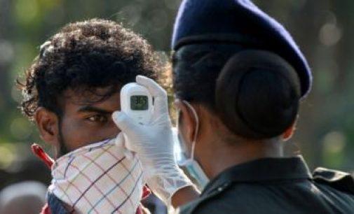 இலங்கையில் கொரோனா நோயாளர்களின் எண்ணிக்கை 132 ஆக அதிகரிப்பு