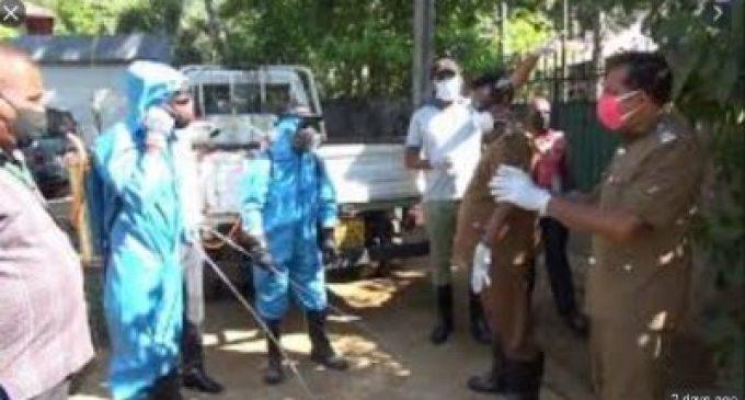 630 கொரோனா தொற்றாளர்களில் 223 பேர் வெலிசறை கடற்படை முகாம் வீரர்கள்