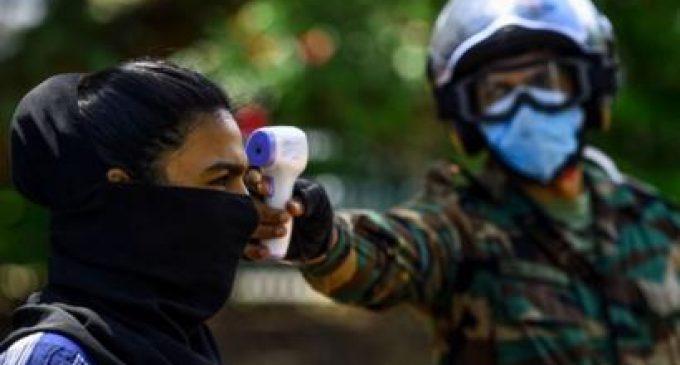 கொரோனா வைரஸ்: இலங்கையில் அதிகரிக்கும் நோயாளர்கள் எண்ணிக்கை