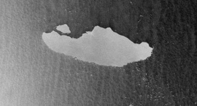 அண்டார்டிக்காவில் உள்ள உலகின் மிக பெரிய பனிப்பாறை உடையப்போகிறதா?