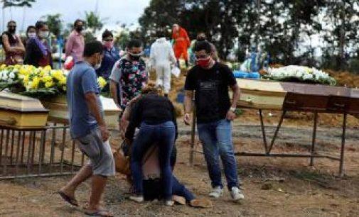 கொரோனா வைரஸ்: ஒரு லட்சத்து 64 ஆயிரத்தை கடந்த பலி எண்ணிக்கை