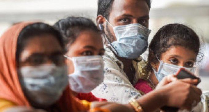 வைரசினால் பாதிக்கப்பட்ட ஒருவரால் ஒரு மாதத்தில் 406 பேர் நோயாளிகளாகும் ஆபத்து- இந்திய ஆய்வு