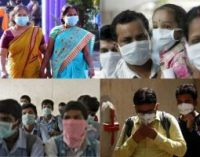 இந்தியாவில் கொரோனா பாதிப்பு 17 ஆயிரத்தை தாண்டியது- 24 மணி நேரத்தில் 36 பேர் பலி