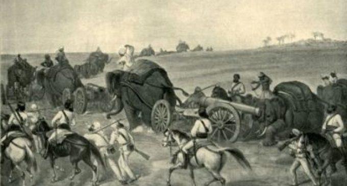 இந்திய வரலாறு: டெல்லியில் தொடங்கிய சிப்பாய்க் கலகமும் முகலாய சாம்ராஜ்யத்தின் வீழ்ச்சியும்