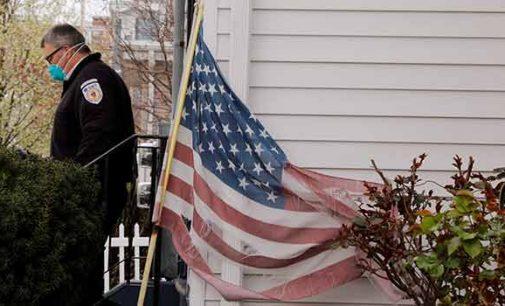 அதிரும் அமெரிக்கா – கொரோனா வைரஸ் தாக்குதலுக்கு 75 ஆயிரம் பேர் பலி