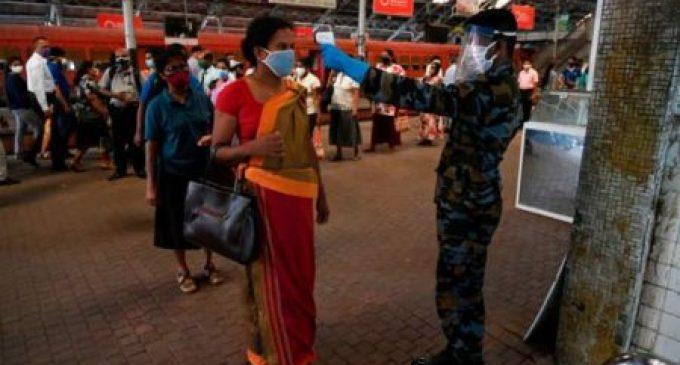 இலங்கை: இன்று ஒரே நாளில் 96 பேருக்கு தொற்று